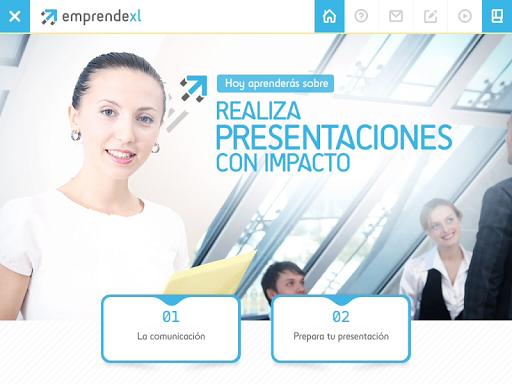 EmprendeXL Hipermedia