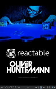 Reactable Huntemann - screenshot thumbnail