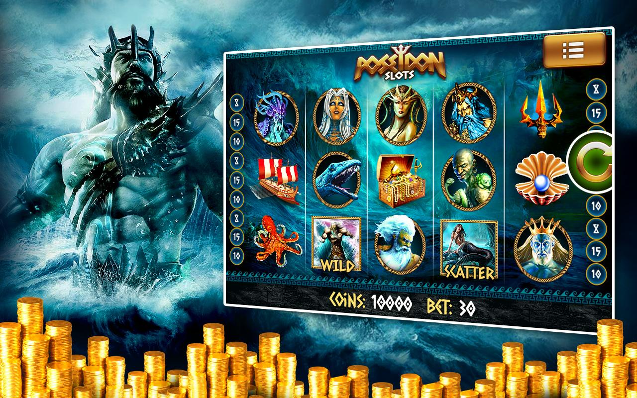 Triton Slot Machines Pokies HD - screenshot