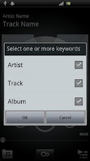 Google Search Music Extension
