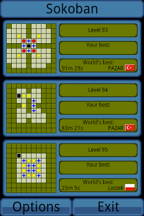 how to play push the squares level 4
