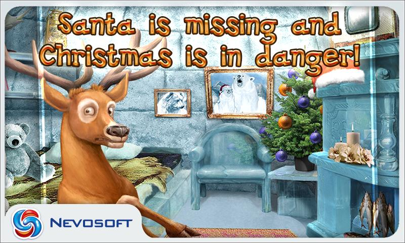 Christmasville: missing Santa screenshot #1
