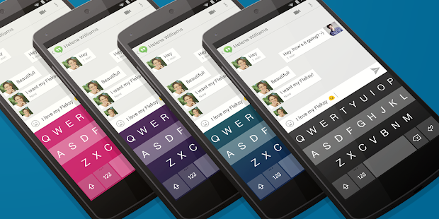 Fleksy + GIF Keyboard Screenshot 28