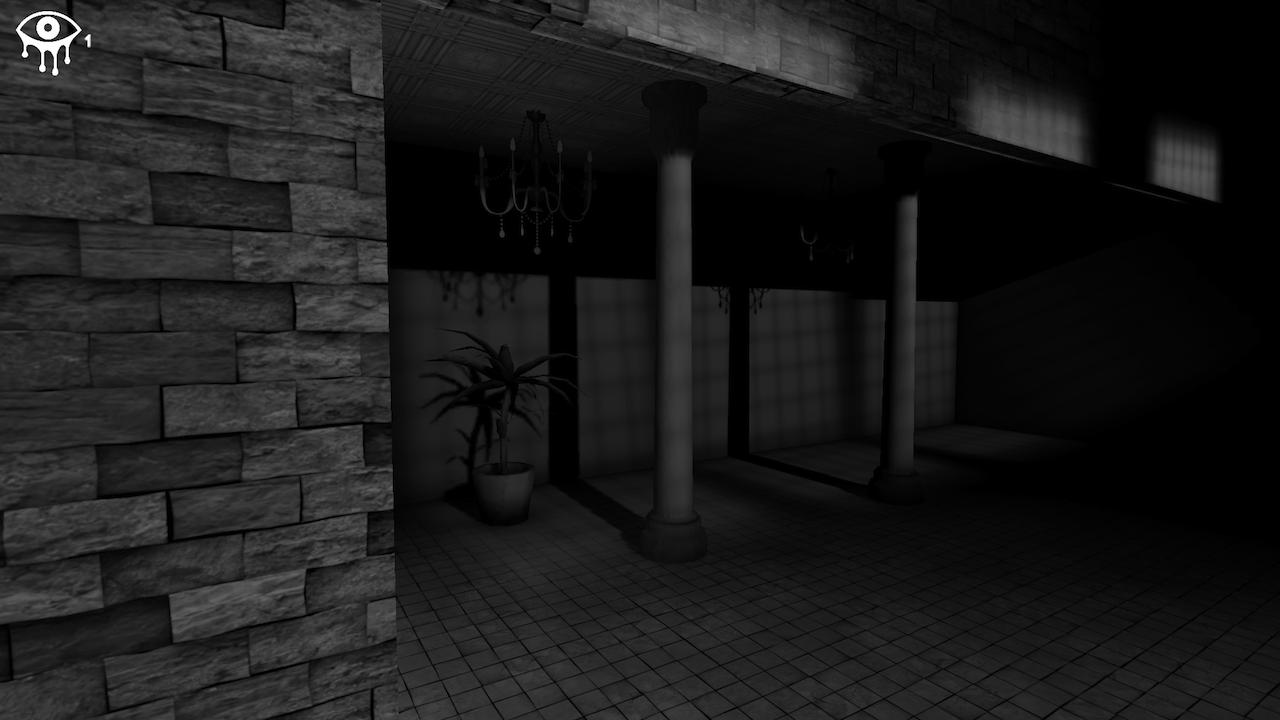 Eyes - the horror game - screenshot