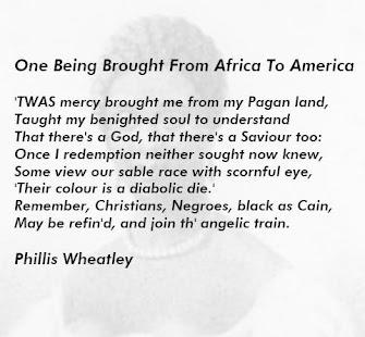 On Virtue - Poem by Phillis Wheatley