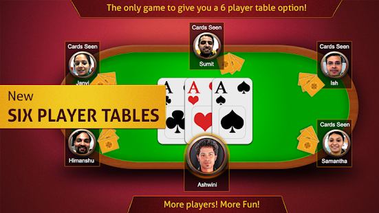 Original Teen Patti - screenshot thumbnail