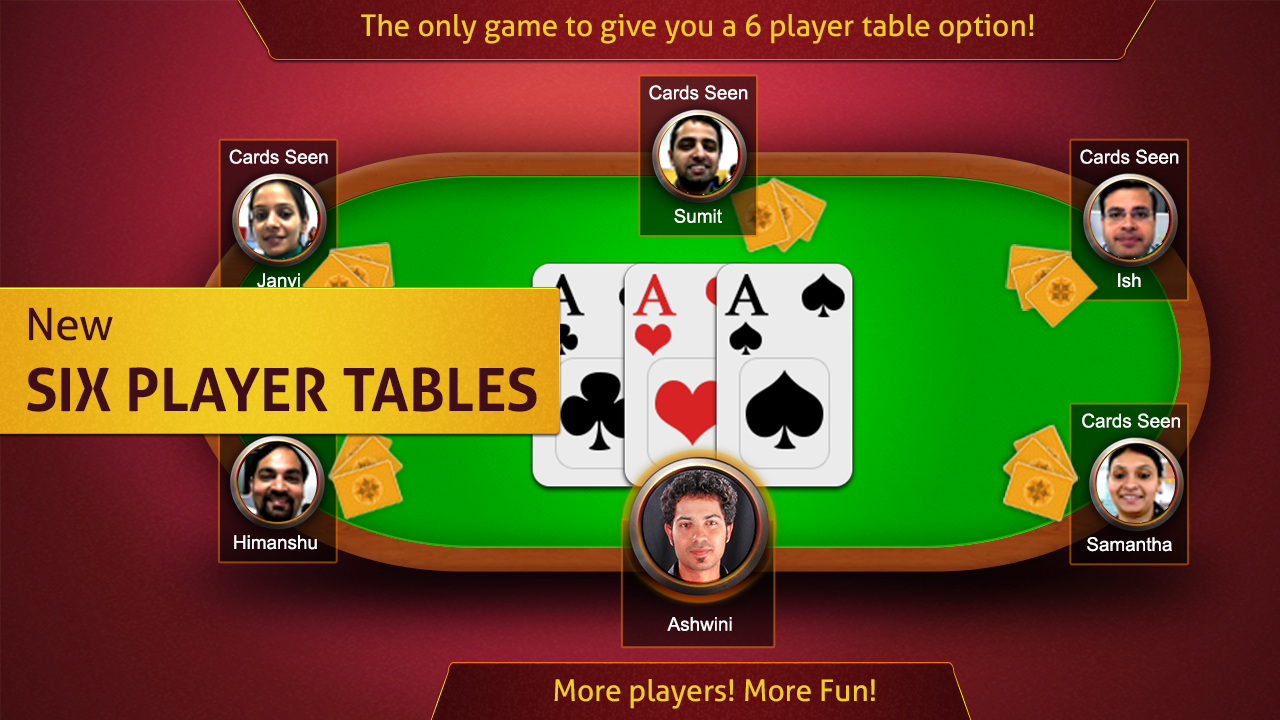 Original Teen Patti - screenshot