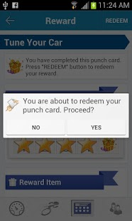 Speadi- Mobile Punch Card Plus - screenshot thumbnail