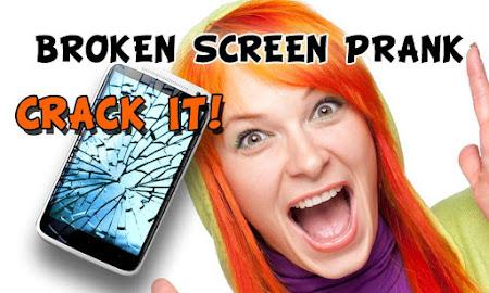 Broken Screen Prank - Crack it 1.0 screenshot 12694