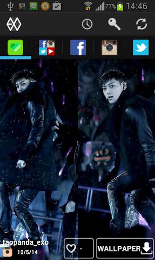 EXO 엑소 SNS Wallpaper