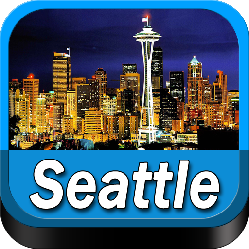 Seattle Offline Travel Guide LOGO-APP點子