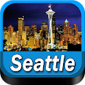 Seattle Offline Travel Guide icon