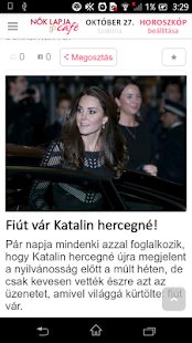 Nők Lapja Café - screenshot thumbnail