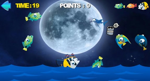Fellow Fishes free kids game- screenshot thumbnail