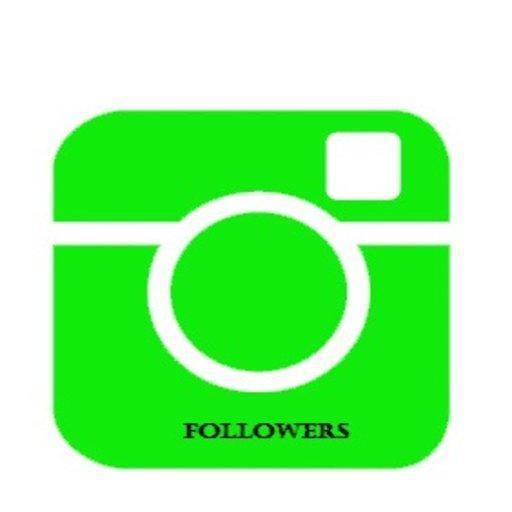 Instagr Followers LOGO-APP點子