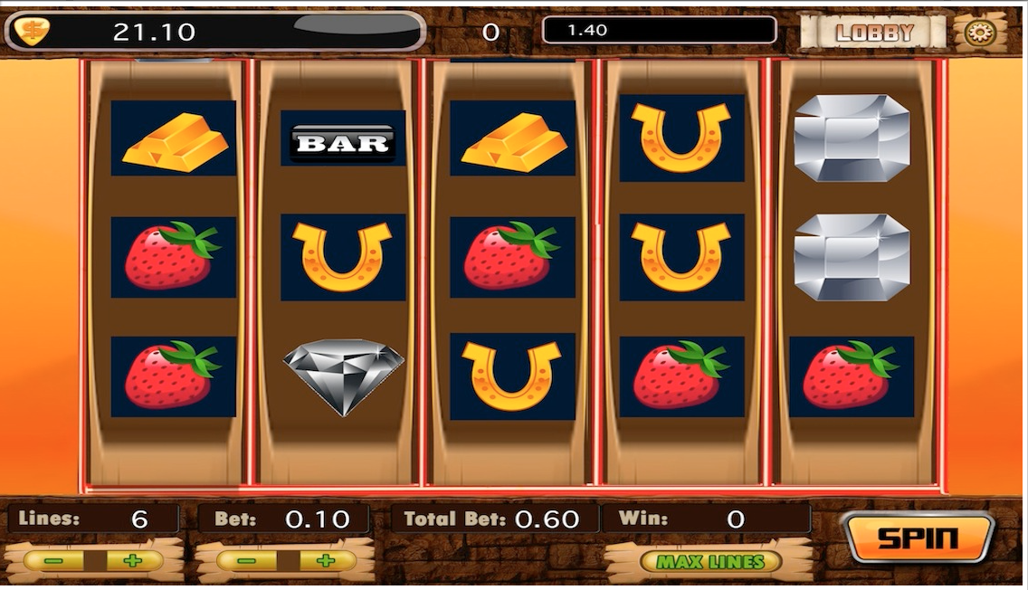 Vice Vegas Slot 2014 - HD - screenshot