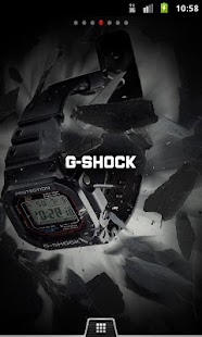 G-SHOCK App- screenshot thumbnail