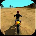 越野摩托车模拟器 icon