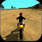 Motocross Moto Simulator icon