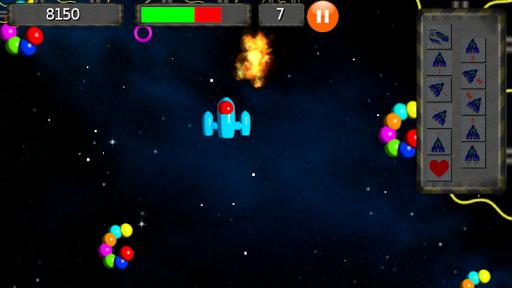 Juego espacial