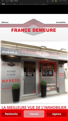 FRANCE DEMEURE TAVERNY