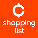 Shopping List from Recipe.com logo