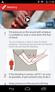 First Aid - American Red Cross- screenshot thumbnail