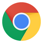 Free app Chrome Browser - Google Tablet