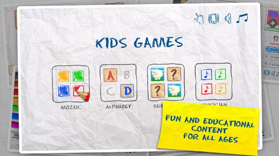 Kids Games (4 in 1)- screenshot thumbnail