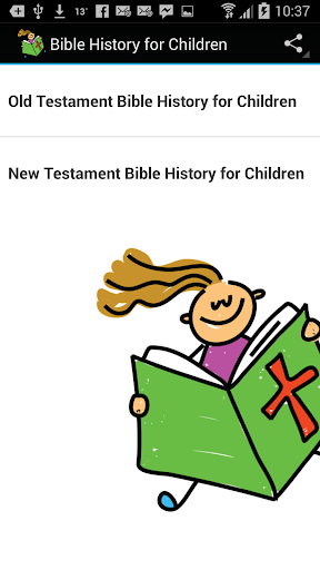 Bible History for Children