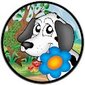 Dogs and games for babies logo
