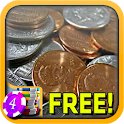 3D Loose Coins Slots - Free icon