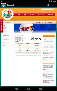 Florida Lottery - screenshot thumbnail