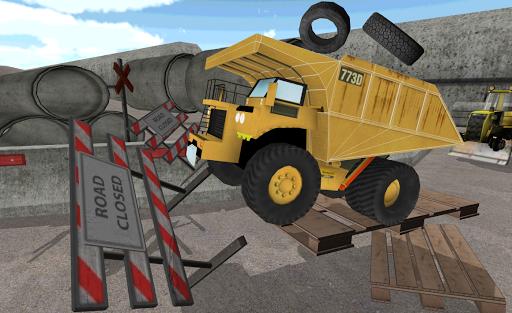 Dump Truck Driver Simulator 3D