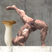 Superhard Mushrooms and Muscle