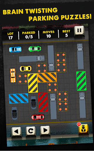 Car Parking Puzzle Game - FREE