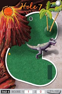 Crazy Putt - screenshot thumbnail