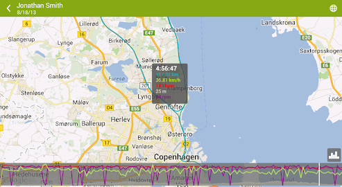 Endomondo Running Cycling Walk Screenshot 2