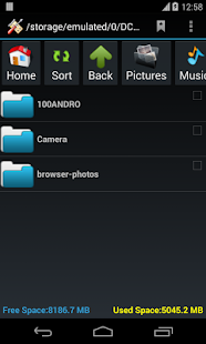 SD Card Manager (File Manager)- screenshot thumbnail