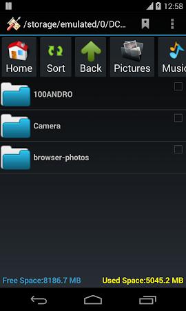 SD Card Manager 7.0.1 screenshot 327432