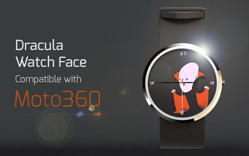Dracula Watch Face
