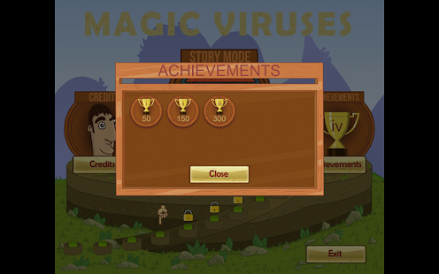 Magic Viruses - screenshot thumbnail