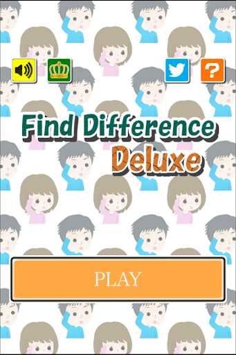 Find Difference - Deluxe -