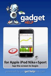 Apple Nike+Sport - Gadget Help - screenshot thumbnail