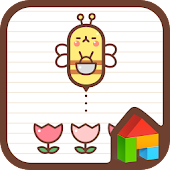 honey bee dodol theme