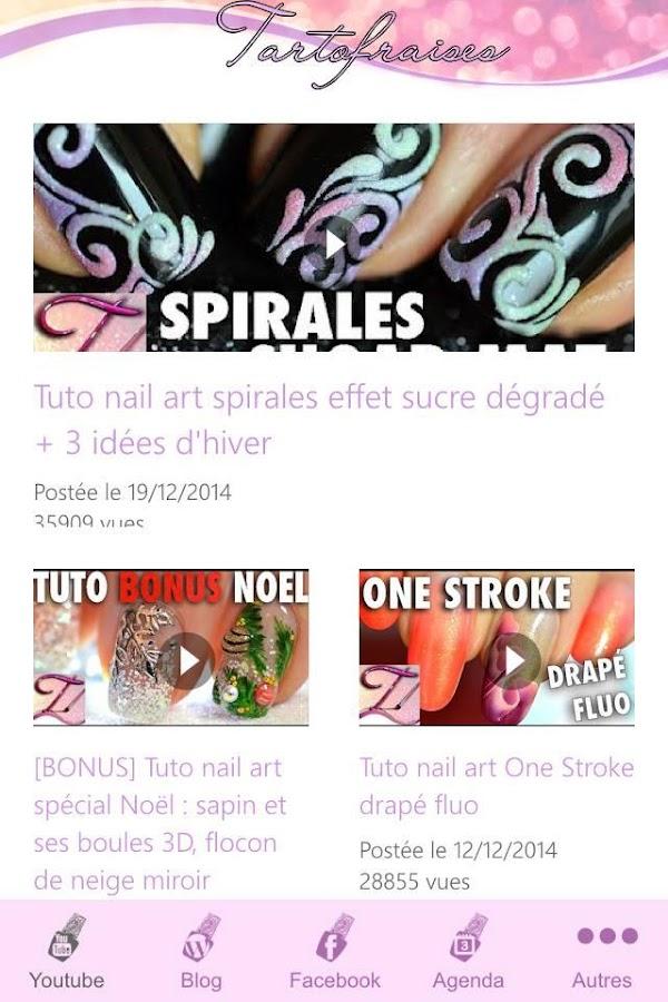 Tartofraises nail art android apps on google play tartofraises nail art screenshot prinsesfo Choice Image