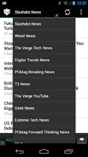 Tech Watch - screenshot thumbnail