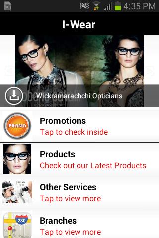 i-Wear - screenshot