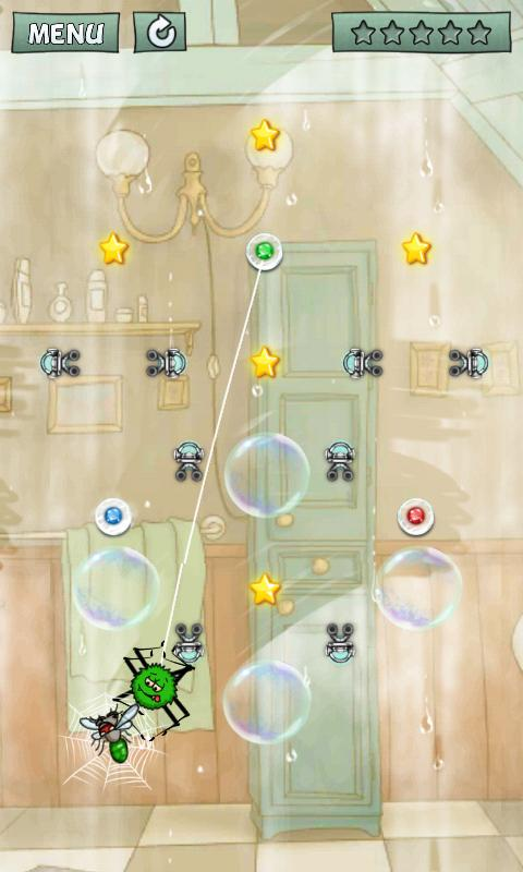 Spider Jack Free - screenshot