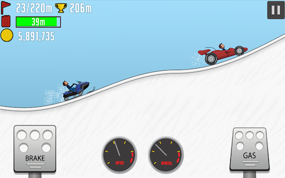 Hill Racing PvP APK screenshot thumbnail 16